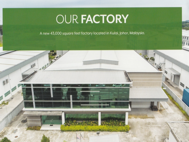 Inchaway Singapore Sacha Inchi Oil Factory